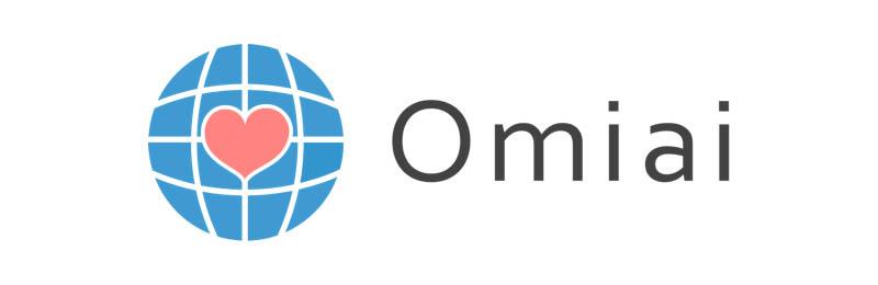 オミアイのロゴ